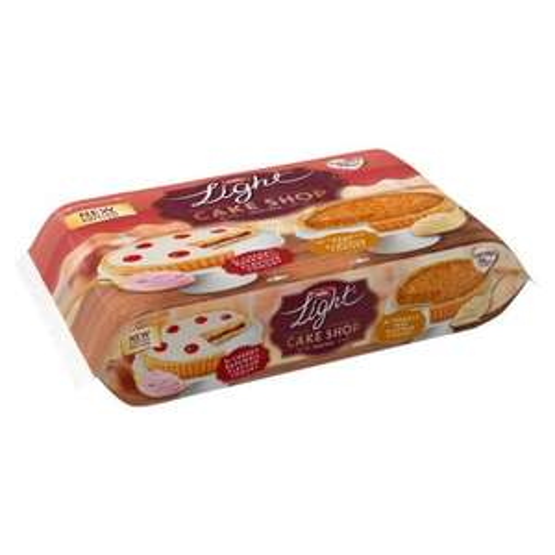 7 Day Deal Müller Light Cake Shop Inspired 6 Pack Yogurt (6 x 165g = 990g) was £2.50 now £1.50 @ Iceland