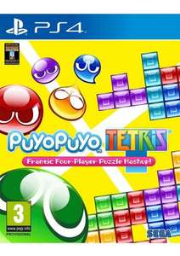 Puyo Puyo Tetris PS4 - £21.85 preorder at simplygames