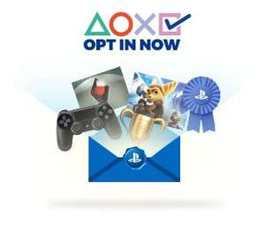 Spend £50 on PSN Store in March, Get £10 voucher in April