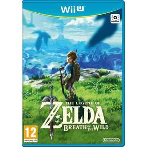 The Legend of Zelda: Breath of The Wild (Wii U) - £44.99 @ Smyths Toys