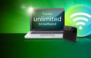 Superfast Broadband (including line rental, genuinely fixed price TalkTalk 18 month contract) £27 pm.  £5 pm anytime landline and mobile calls. £85 TCB. Free data/calls SIM, Caller Display, Call Divert, Call Waiting, 3-Way calls etc