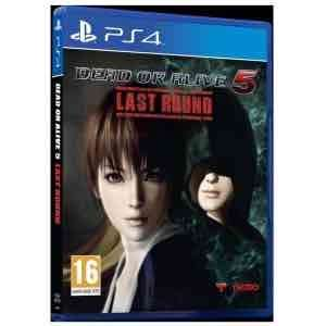 Dead or Alive 5 Last Round (PS4) £13.16 @ mymemory with code