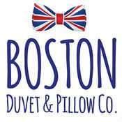 Boston Duvet & Pillow (MEGA HOME SAVINGS) (     2x 'easy care' pillows* - £6 (£8 pre-code).     13.5 tog single 'super soft' duvet* - £7.50 (£10 pre-code).     13.5 tog double 'super soft' duvet* - £9 (£12 pre-code).     Duck feather single pillow* -