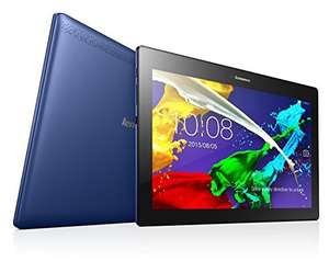 Lenovo Tab 2 A10-70 Full HD 10 Inch 16GB (Blue) + 2yr Guarantee - £149.95 @ John Lewis