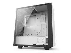 NZXT S340 Elite Case - Black/White £74.99 @ Amazon.co.uk
