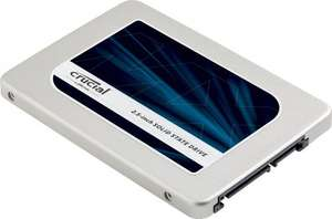 "Crucial MX300 275gb 2.5"" Sata-3 SSD £74.95 at AWD-IT"