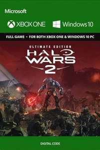 Halo Wars 2 Ultimate Edition Xbox One/PC - £39.89 (Using 5% Code) @ CDKeys