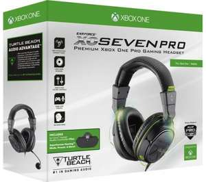 Turtle beach xo seven pro headset  - £42.97 @ Currys