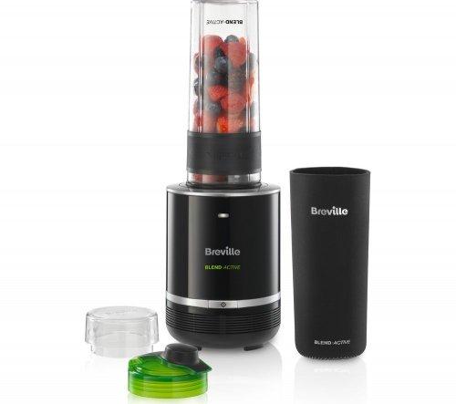 BREVILLE Blend Active Pro VBL 120 Blender - Black - £22.99 - Currys