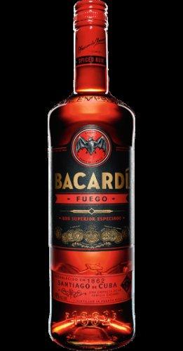 Bacardi Carta Fuego RTC - £12.50 instore @ Tesco Havant