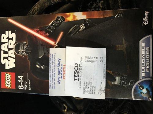 Lego Star Wars 75117 Kylo Ren, £5.50 in store @ Tesco St Rollox