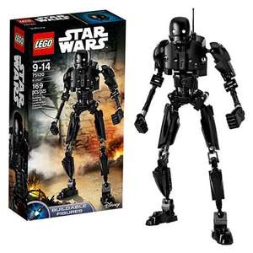 LEGO Star Wars Rogue One K-2SO £4.75 @ Tesco Instore Wigan