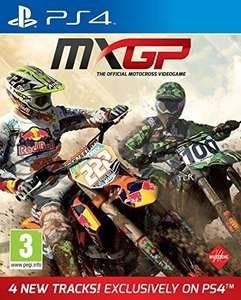 MXGP2: The Official Motocross PS4 - Base.com.eBay £15.89