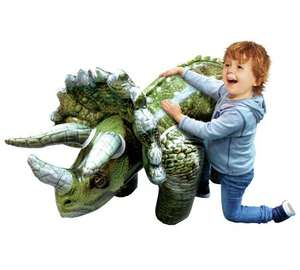 Chad Valley inflatable Triceratops 3 foot was £29.99 now only £6.99 @ Argos