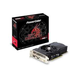 PowerColor Radeon RX460 Red Dragon Graphics Card £83.64 @ Novatech