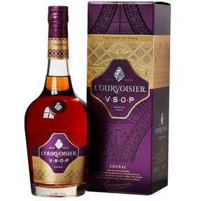 Courvoisier VSOP Fine Cognac 70cl £22 reduced from regular £27.50 @ Amazon