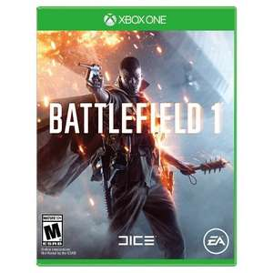 Battlefield 1 - 10 hour trial on EA Access XBox One