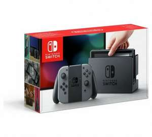 Nintendo Switch Console - Grey plus neon argos and more stores with stock £279.99 Argos