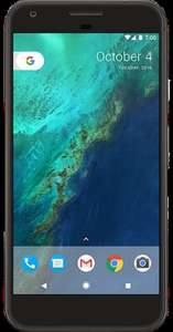 Google Pixel 32GB - Vodafone Contract Ultd. Min, Ultd. Text & 24GB Data - £32 Monthly Contract & Only £25 Upfront Cost uswitch.com