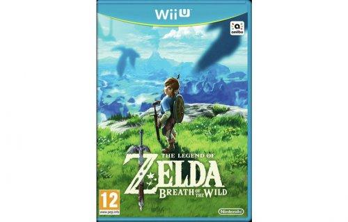 Legend of Zelda: Breath of the Wild - Wii U - £48.99 @ Argos (Online & Instore)