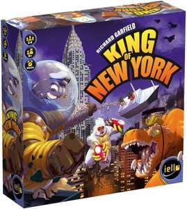 King Of New York Board Game. £22.49 delivered @ Amazon