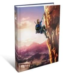New Legend of Zelda Breath of the Wild game guide £13.91 and free delivery @ Speedyhen!