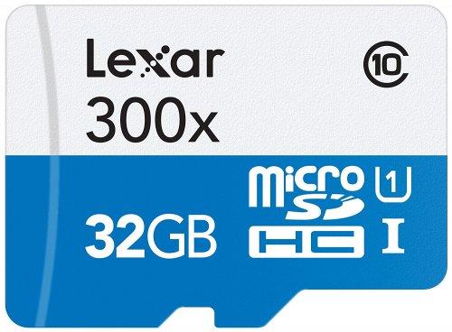 Lexar 32GB Micro SDHC UHS-U1 Card  £8.54  mymemory