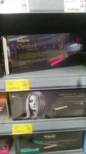 Remington & Babyliss hair straigteners reduced - £20 @ Asda