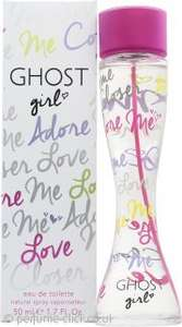 Ghost Ghost Girl Eau de Toilette 100ml Spray £17.70 delivered @ Perfume Click