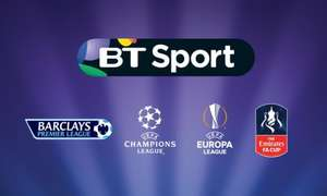 12 months half price BT Sport with free activation and 3 months free HD on Sky TV £11.49 pm -£9 fee @ Groupon