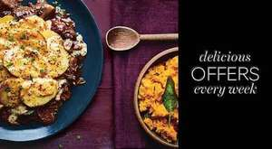 Marks & Spencer £10 collections meal deal (m&s)