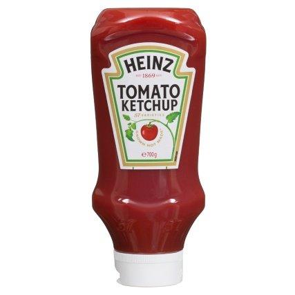 700g Heinz tomato ketchup £1.59@B&M
