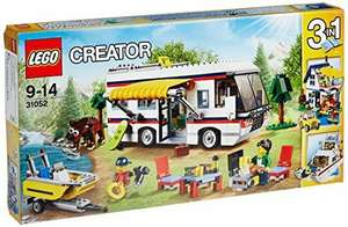 LEGO 31052 Creator Vacation Getaways Construction Set - Multi-Coloured £33.97 @ Amazon & Asda