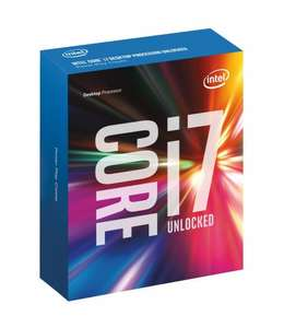 Intel i7 6700K - Retail Box CPU @ Amazon.it - £285.50