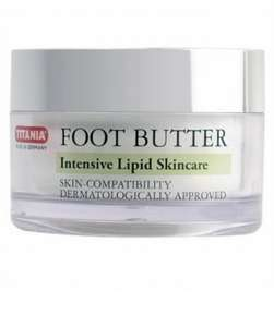 FREE Titania 175ml foot butter(RRP £5.99) when you spend £10 on selected footcare @Boots Online Only