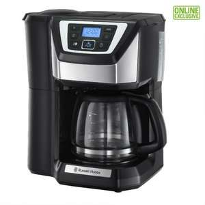 Russell Hobbs grind and brew coffee maker £32.79 with free delivery @ argos