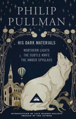 His Dark Materials HB Trilogy by Philip Pullman, Lucy Hughes-Hallett £11.99 C+C @  Waterstones