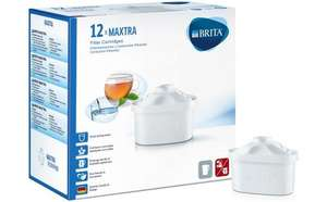 BRITA Maxtra Water Filter Cartridges - 12 Pack  £22.49 with code @  Argos