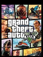 Grand Theft Auto V (PC) £16.99 @ Greenman Gaming (Great White £20.29)