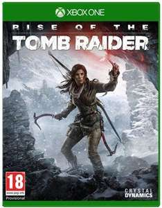 Rise of the Tomb Raider £9.99 / Dead Rising 4 £17.49 (Xbox One) Delivered @ Student Computers (Open Box)
