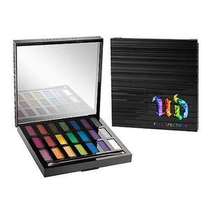 30% off on Urban decay Eyeshadow Full Spectrum Pallate includes 21 Eye Shades for £30.10 (RRP £43) @ Debenhams /John Lewis Price Match