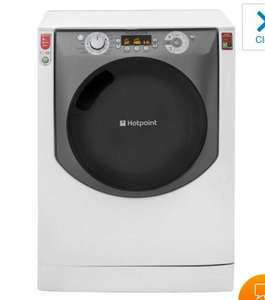 Hotpoint Aqualtis AQAOF9437E 9Kg Washing Machine with 1400 rpm - Tungsten £269 - £10 off code taking it to £259 with free next day delivery @ ao.com