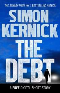 Free Kindle digital-only short story Simon Kernick's 'The Debt'