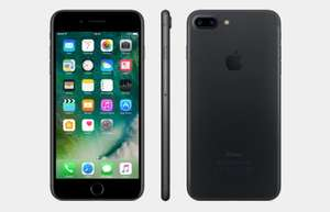IPhone 7 128GB black refurbished handset £26.50 per month £125 upfront cost 24 month contract