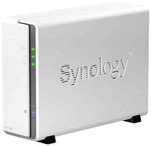 Synology DiskStation DS115j 3 TB (1x 3 TB) 1 Bay Desktop Network Attached Storage £147.84 - Sold and Fulfilled by Amazon