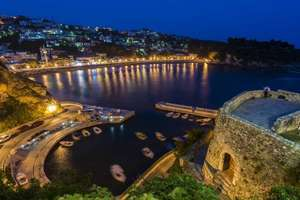 8-15.5 Montenegro from London Gatwick 7 nights 3* studio with sea view and terrace, return flights + 7 days car hire £310.96 per couple or £155.48 pp @ multi links inc. booking.com and easyjet