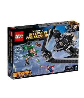 Lego sky high battle (large set) £27.49 +Free poly bag batmobile @ Lego.com (+ £3.95 postage, Free wys £50)