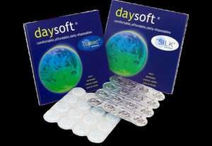 32 Sets of Daily Disposable Contact Lenses £12.98 delivered @ Daysoft