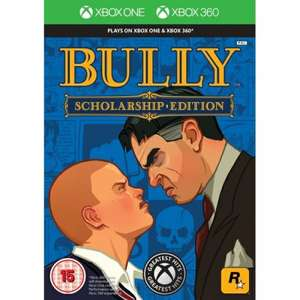 Bully Scholarship Edition Xbox One and 360 £7.19 with Gold @ Xbox