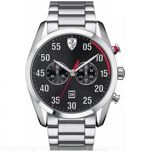 Scuderia Ferrari Mens' D50 Stainless Steel 42mm Watch £89.99 @ Argos